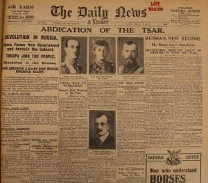 The daily news 16/03/1917